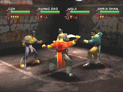 wu tang shaolin style psx