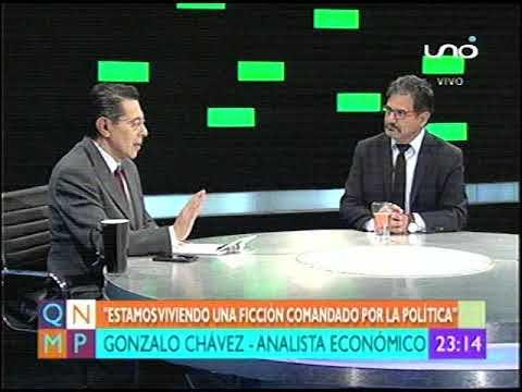 ANALISTA ECONÓMICO DEVELA ECONOMÍA BOLIVIANA TRAS 12 AÑOS DEL M.A.S.