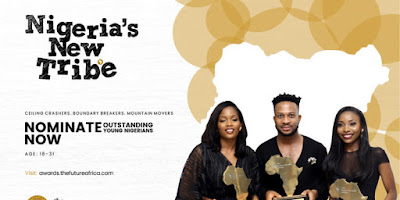 The Future Awards Africa 2017 Calls For Nominations
