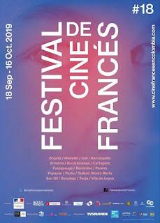 POS2 18 FESTIVAL DE CINE FRANCÉS en Colombia