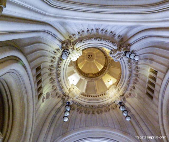 Cúpula do Palácio Barolo, Buenos Aires