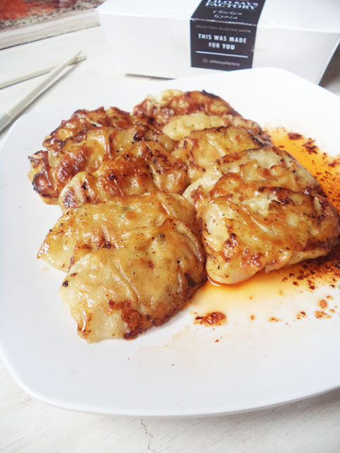 Gyoza dari LiloSaysFactory, Dumpling Enak dan Bikin Ketagihan