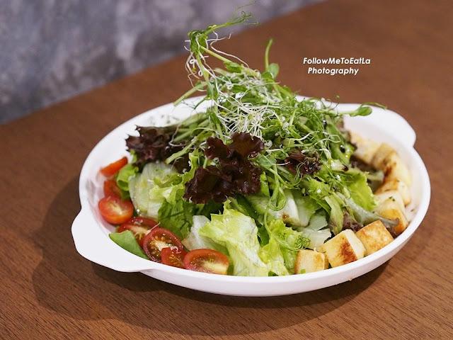 Sauteed Mix Mushrooms Salad RM 18