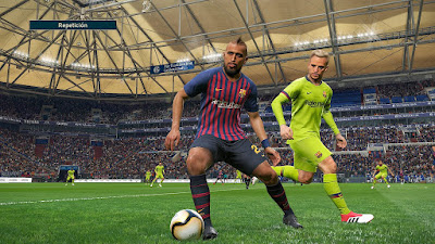 PES 2019 Demo APP Patch 2019