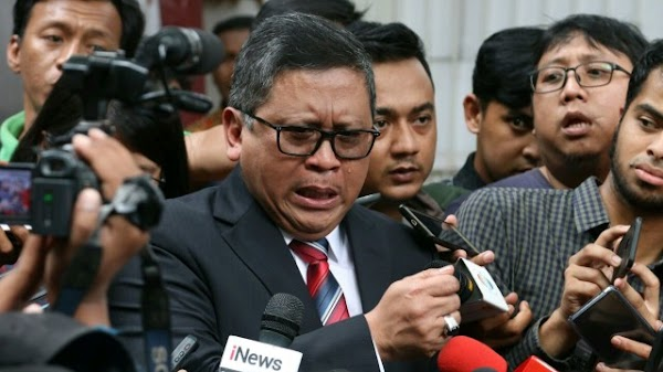 Sekjen PDI Perjuangan Hasto Kristiyanto yang Suap Wahyu KPU