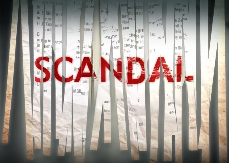 Image result for SCANDAL IN WORDS