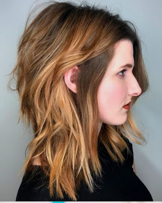 Shag Layered Haircut - 20 Best Medium Layered Haircut - For Women Of All Ages