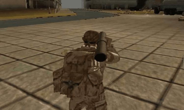 تحميل لعبة عاصفة الصحراء 1 Conflict Desert Storm