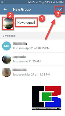 cara bikin super grup di aplikasi telegram hp android