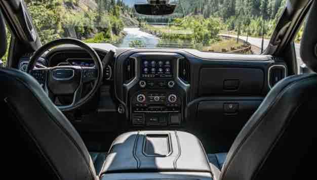 2020 GMC Sierra 2500 Duramax