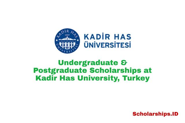 Undergraduate & Postgraduate Scholarships at Kadir Has University, Turkey