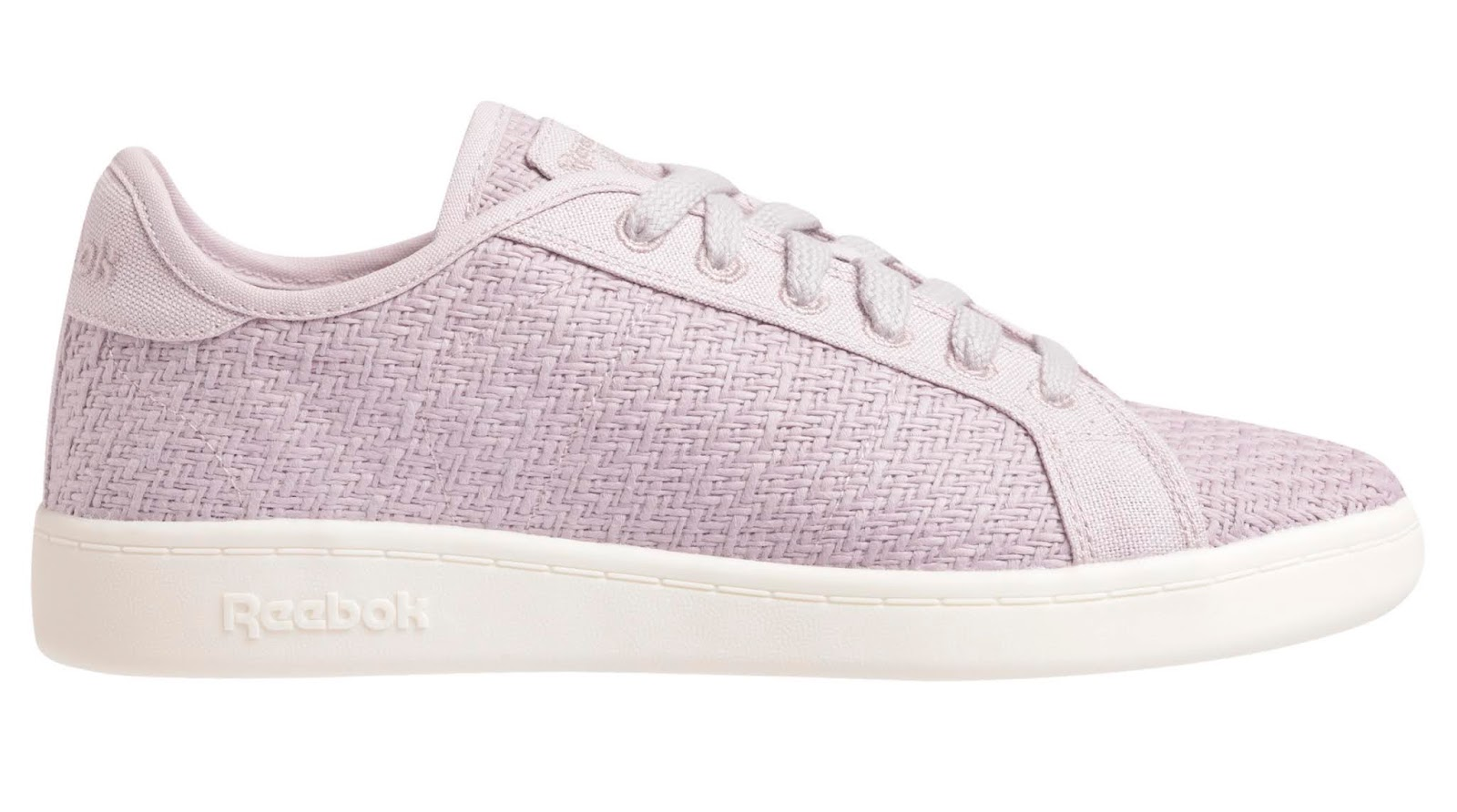 Modelo morado de zapatillas Reebok Cotton Corn