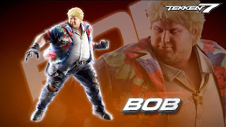 Tekken 7 Bob wallpaper