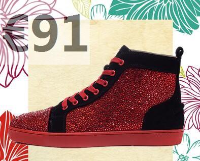 chaussures de séparation 83eb3 c9ed3 chaussures louboutin homme semelle rouge classique 2016