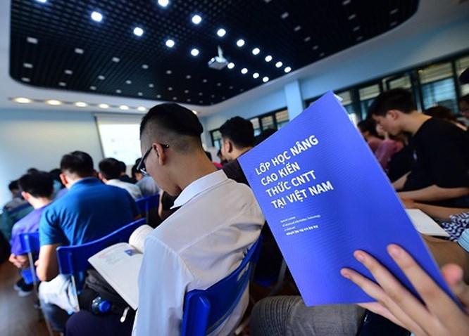 Sinh viên học gì trong ngành công nghệ thông tin