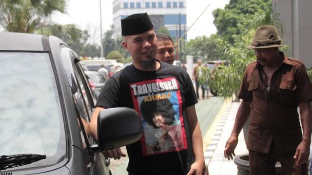 Tahu Bisa Terancam Dikurung 6 Tahun di Penjara, Jawaban Ahmad Dhani....