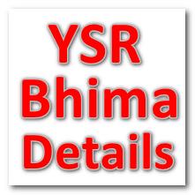 ysr_bhima_details
