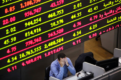 مؤشرات سوق التداول العالمي والعملات الرقمية والسندات والأسهم