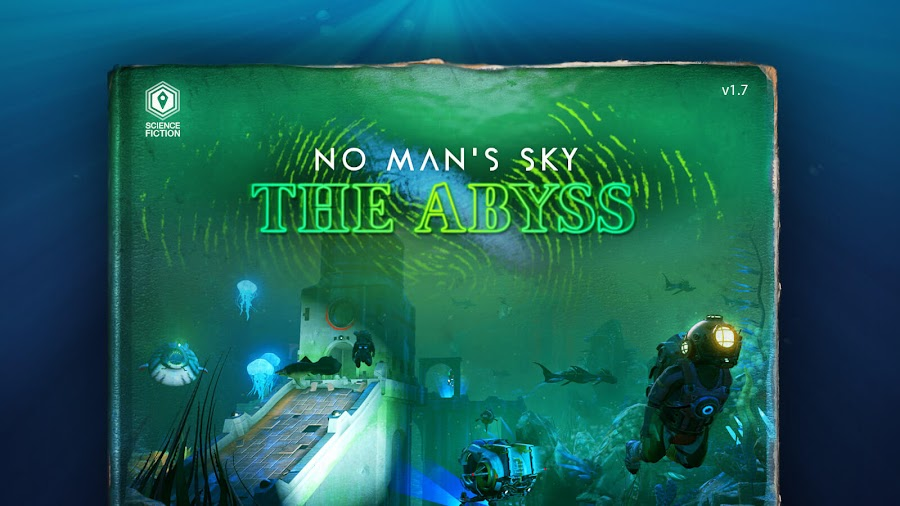 no man's sky the abyss free update