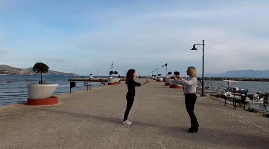 """""""Χορός, το οξυγόνο της καρδιάς"""": Ένα όμορφο βίντεο από τον Πολιτιστικό Σύλλογο Ν. Κίου"""