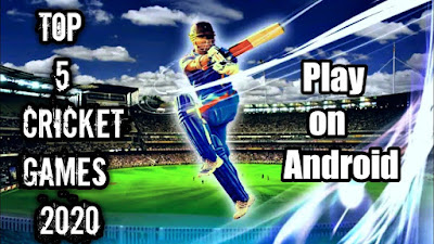 Best New Cricket Multiplayer games for mobile 2020