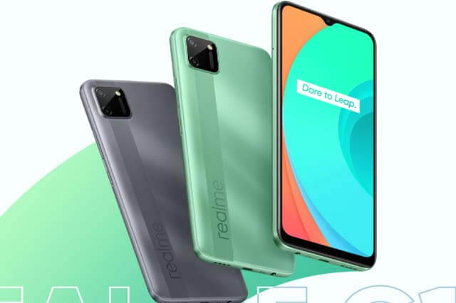 realme c11 phone