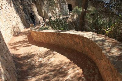 Camino de Ronda en Calella de Palafrugell