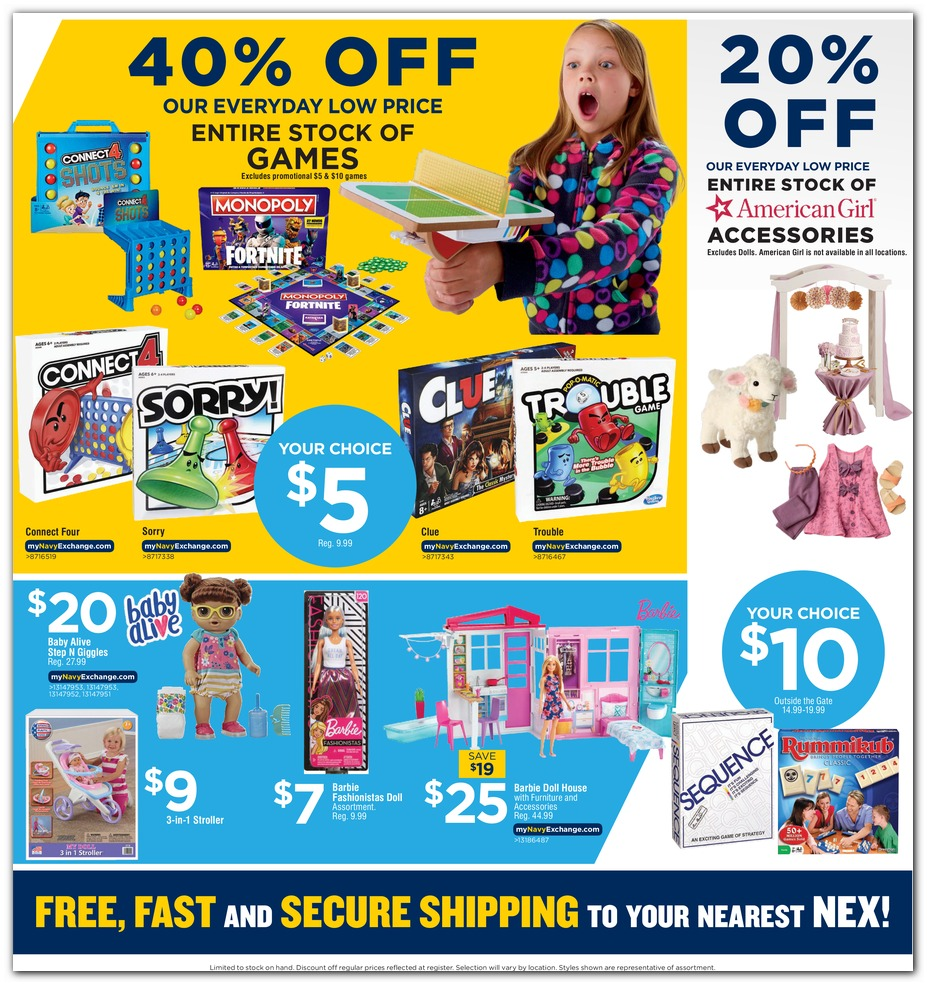 Navy Exchange Black Friday 2019 page 30