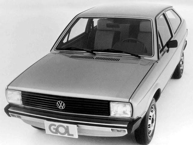 Volkswagen Gol 1981 1.6