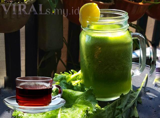 5 Minuman Peningkat Imun Tubuh, Bisa dibuat sendiri dirumah