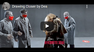 Drawing Closer (Avvicinamento Sociale) by Dea