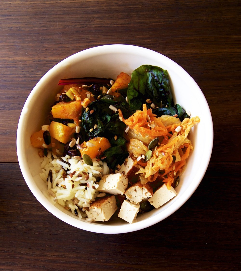 Green Kitchen Kimchi: 7 Recipes For The Week Ahead (3 October 2016)