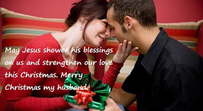Merry Christmas Love Messages for Husband
