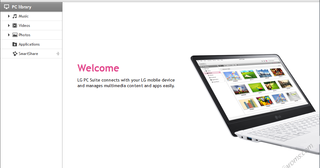 Pc Suite LG KP Free Download