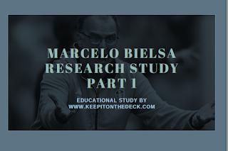 MARCELO BIELSA RESEARCH STUDY PART 1 PDF