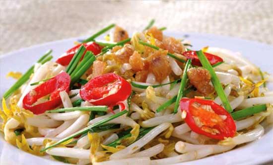 Resep Masakan Sederhana Murah Meriah Tumis Tauge Tahu