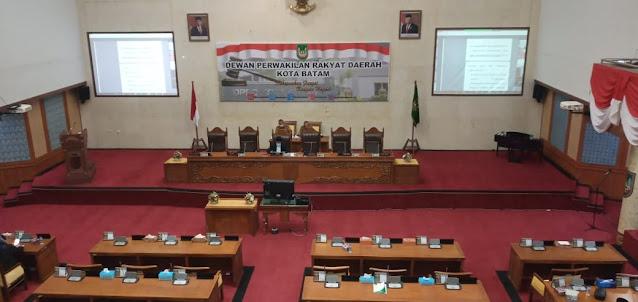 Ini Jawaban Walikota Batam Atas Pandangan Umum Fraksi-Fraksi DPRD Kota Batam