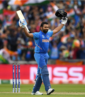 Icc World Cup India Beat Bangladesh by 28 runs - Rohit Sharma 4th Century in Icc World cup 2019