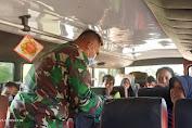 Zidam Ultimatum di Bus dan Warung tetap Gunakan Masker