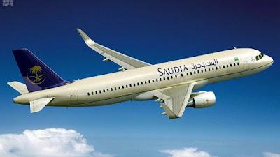 Waduh, Seorang Ibu Lupa Bawa Bayinya, Pesawat Saudi Arabia pun Balik ke Bandara Jeddah