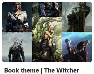 https://cz.pinterest.com/luculi/book-theme-the-witcher/