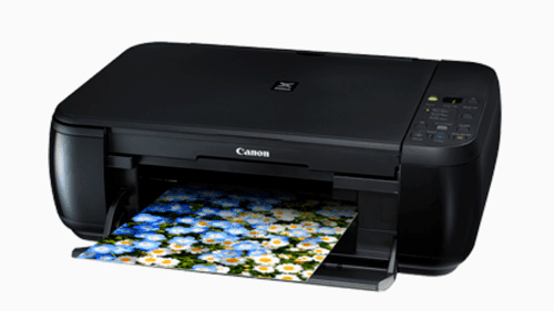 Canon All-in-One-Tintenstrahldrucker MP287