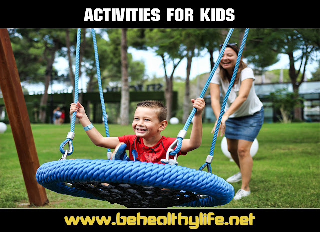 Active Play and safety Activities For Kids With Casts