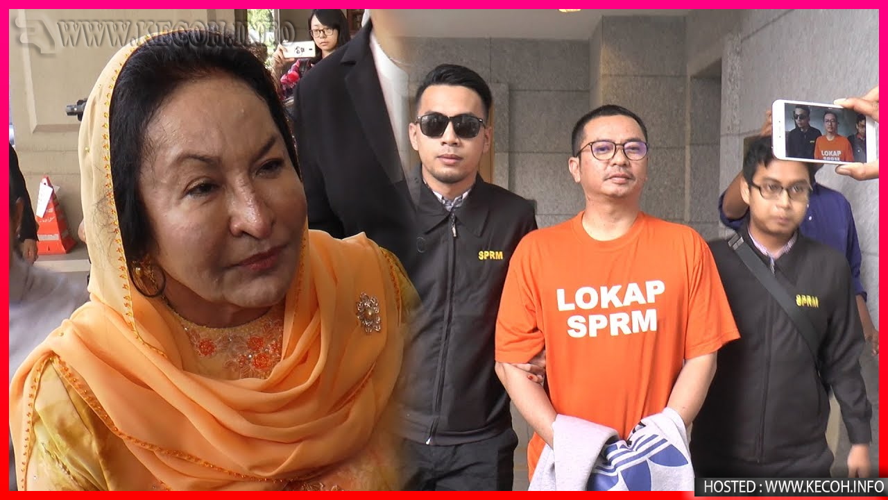 Rosmah Dan Adiknya Bakal Didakwa 6 Pertuduhan Baru Lusa
