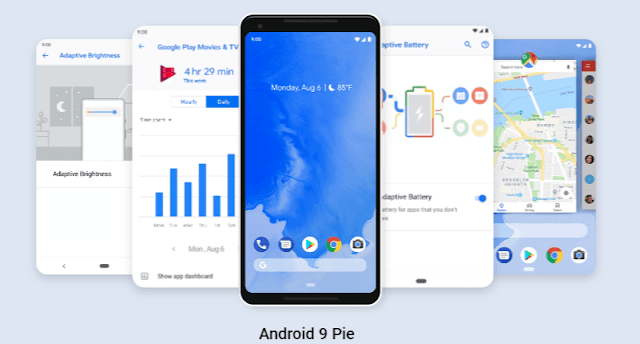 android-pie-update-for-Samsung-smartphones