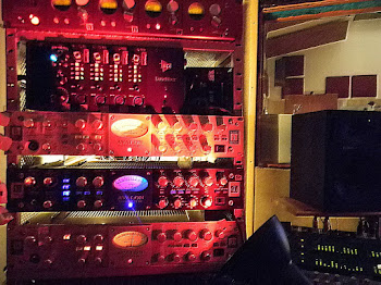 TRES Avalon 737SP preamp: Class A tube