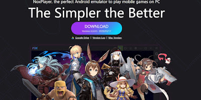 nox player android emulator