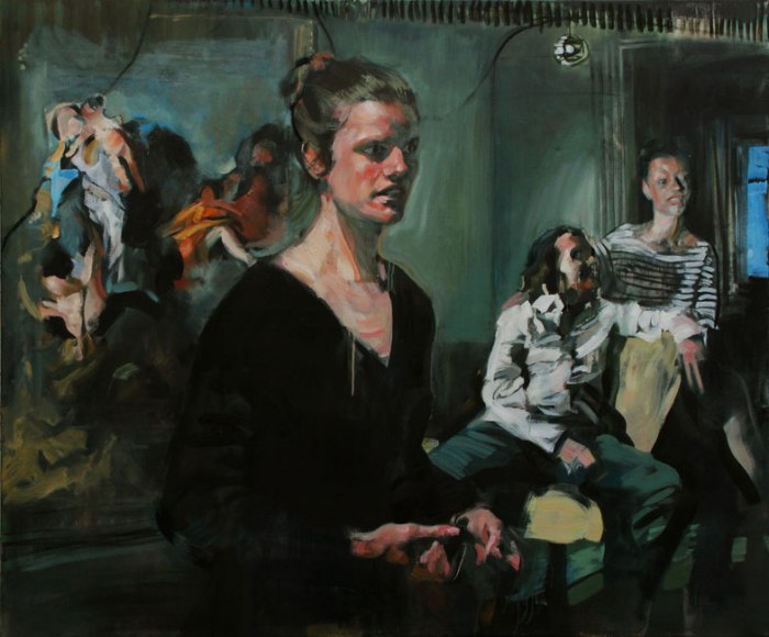 Немецкий художник. Markus Frager