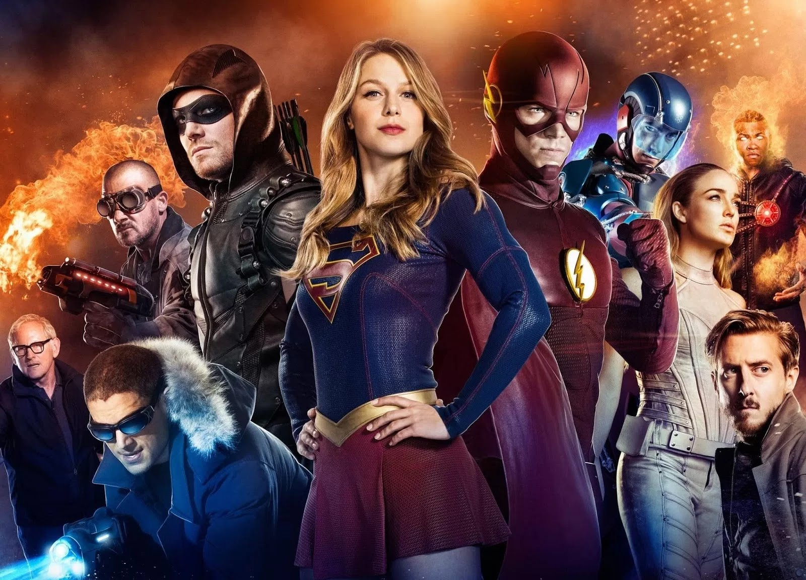 The Flash, Supergirl, Arrow And Legends of Tomorrow New Season Plot Details Revealed.