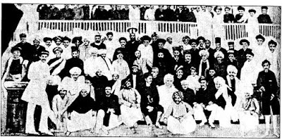 First meeting of Indian National Congress in 1885